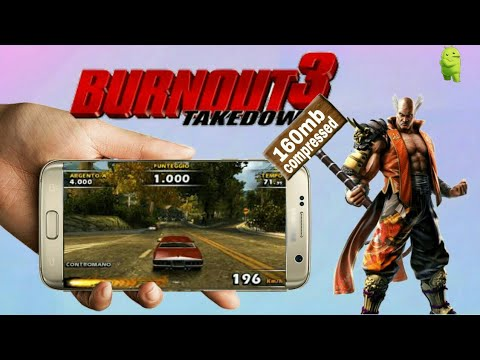 Burnout 3 download Android Highly compressed hindi/urdu