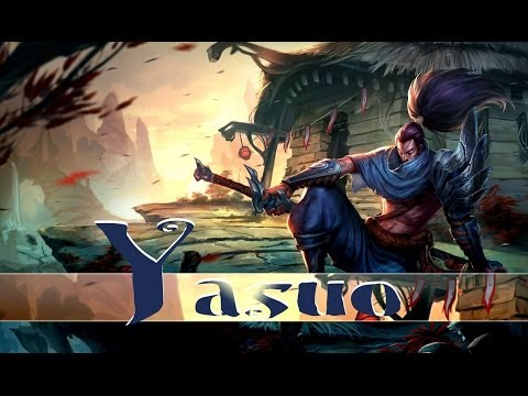 League of Legends: Yasuo, the Unforgiven Champion Trailer