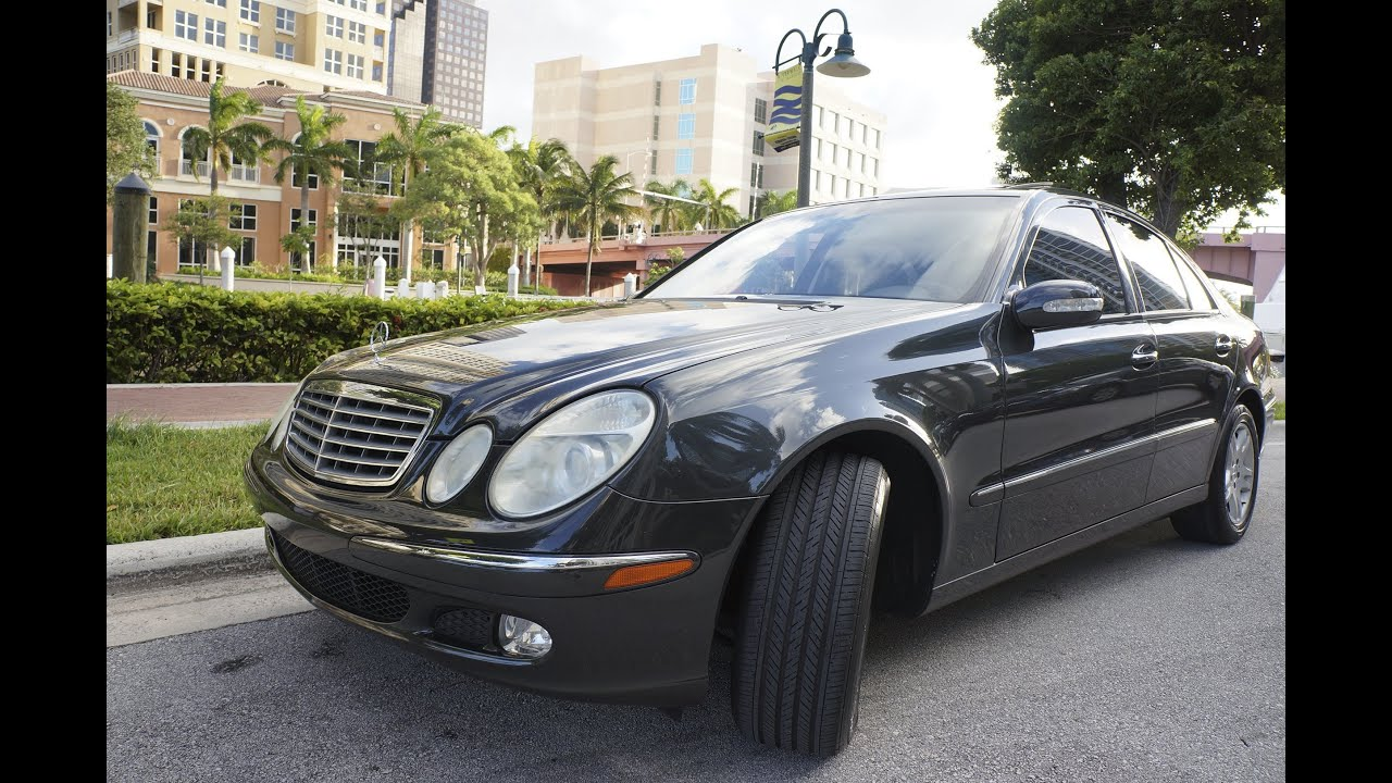 Image gallery mercedes 320 2004 for 2004 mercedes benz e320 review