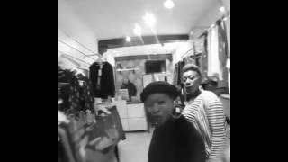 Aminata Crazystyle /shopping dance/Brother N house