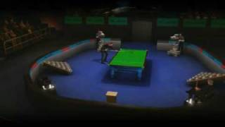 Trailer  WSC Real 09™  World Snooker Championship