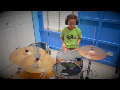 Twenty One Pilots - Ride (Drum Cover)