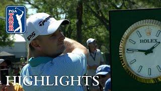 Justin Rose's highlights   Round 3   Arnold Palmer