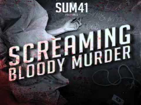 Sum 41 - Crash -screaming bloody murder album (2011)