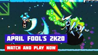 Wayne Gretzky's April Fool's 2k20 · Game · Gameplay