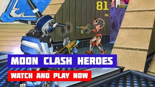 Moon Clash Heroes · Game · Gameplay