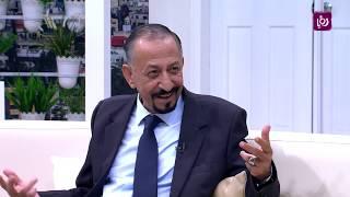 الفنان ابراهيم ابو الخير والفنان بشار السرحان - الادوار الذي يلعبها الفنان