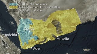 Who controls what in Yemen
