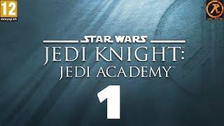 HALF-RETRO: Star Wars Jedi Knight Jedi Academy PC (2003) Español #1# Aprendiendo a ser un Jedi