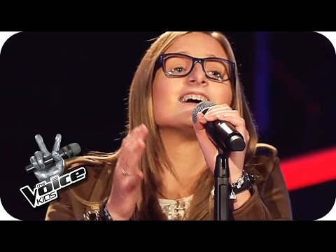 Andra Day  Rise Up Julia  The Voice Kids 2017  Blind Auditis  SAT1