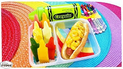 Crayola Themed Lunch | AWESOME INDOOR PLAY CENTER - Crayola Experience Orlando