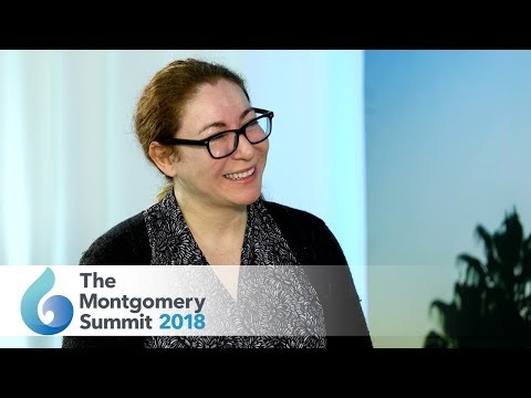 Jessica Richman, uBiome at The Montgomery Summit 2018 with ...