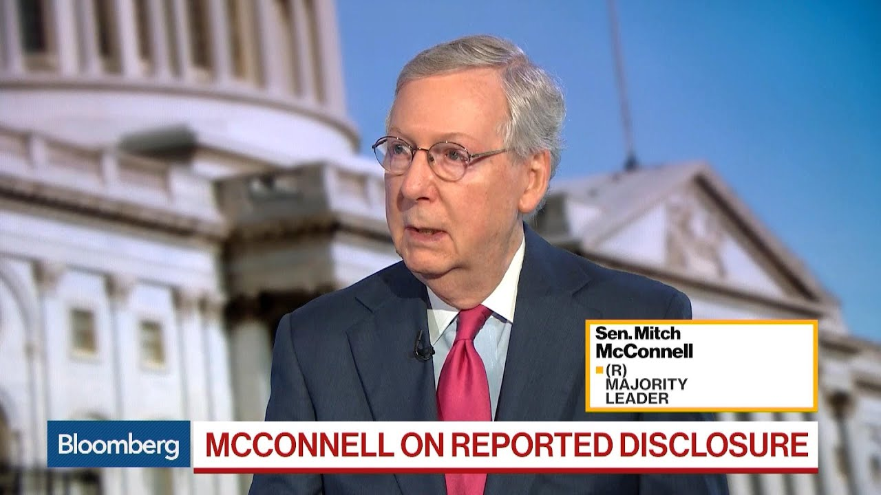 Can mitch mcconnell is an asshole totally just pissed
