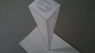 comment dessiner en 3d
