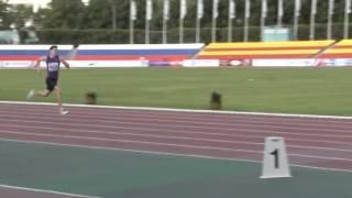 В Чебоксарах стартовал Чемпионат России по лёгкой атлетике