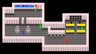 365 Days of MegaZeux - 88 - Netsplit (DSDoZ 2003, fourth)