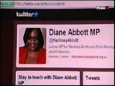 MP Diane Abbott 'sorry' over Twitter racist comments