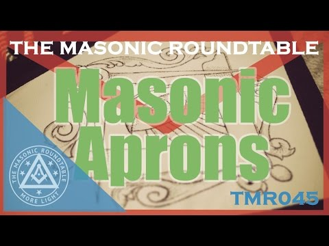 Episode 45 - Masonic Aprons