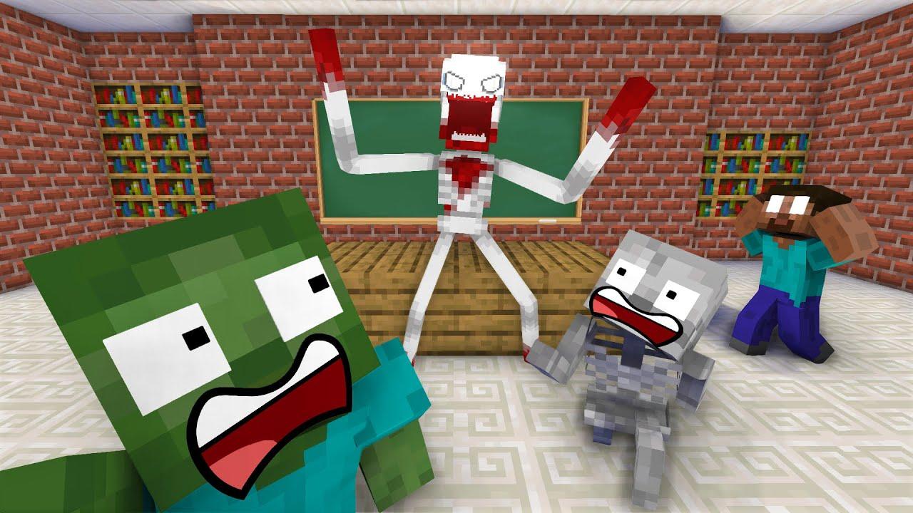 Download Monster School: Brewing Horror Challenge - Minecraft Animation