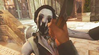 Dishonored 2 Corvo Gameplay Trailer (PS4 PC XBOX ONE)