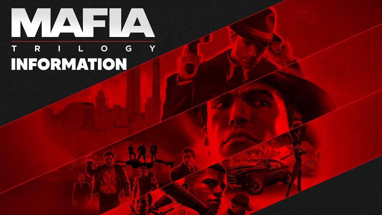 MAFIA TRILOGY TRAILER - Mafia 1 Remake (Mafia 2 Remastered) Capturas de pantalla e información + vídeo