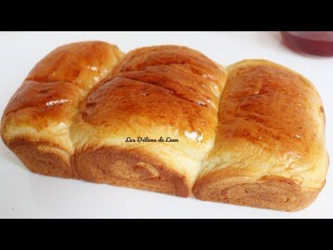 pain-au-lait-maison-/-style-brioche-🍞(pétrissage-sans-mixeur)