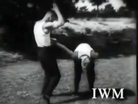 Unarmed Combat (Defendu) - British Army, Home Guard 1941