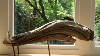 Woodworking - Driftwood Part 1. The Whale