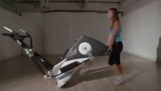 Еліптичний тренажер BH Fitness Brazil Dual Plus WG2379