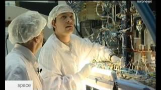 euronews space - Televisión por satélite: emitiendo desde el espacio