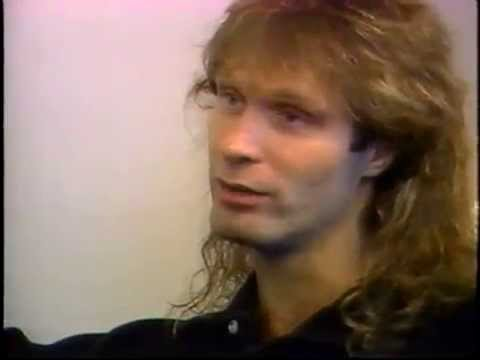 Fall 1988 - Henry Lee Summer Discusses His Music on Indy TV Newscast