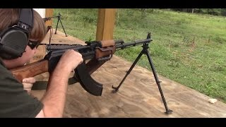 RPK Romanian AES-10B Review - Closest you can get to the real thing!