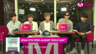 (Album Talk) B1A4 Introduces Self-Produced 'Solo Day' [MEET&GREET]