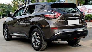 2019 NISSAN MURANO - EXTERIOR AND INTERIOR - AWESOME SUV
