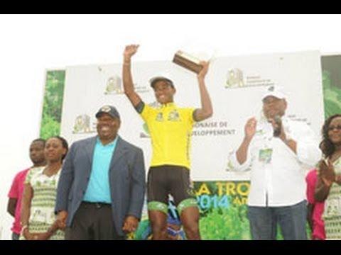 Eritrea: Natnael Berhane triumphs in Gabon tour - (Eri-TV News)