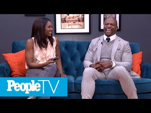 Terry Crews Reveals The Original Title Of 'Idiocracy' | PeopleTV