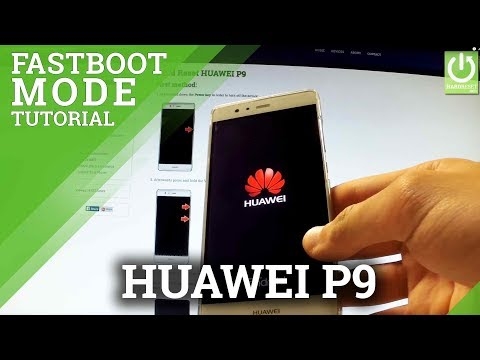 How to Enter / Quit Fastboot & Rescue Mode in HUAWEI P9 - YouTube