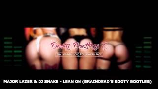 Major Lazer & Dj Snake - Lean On (BrainDeaD