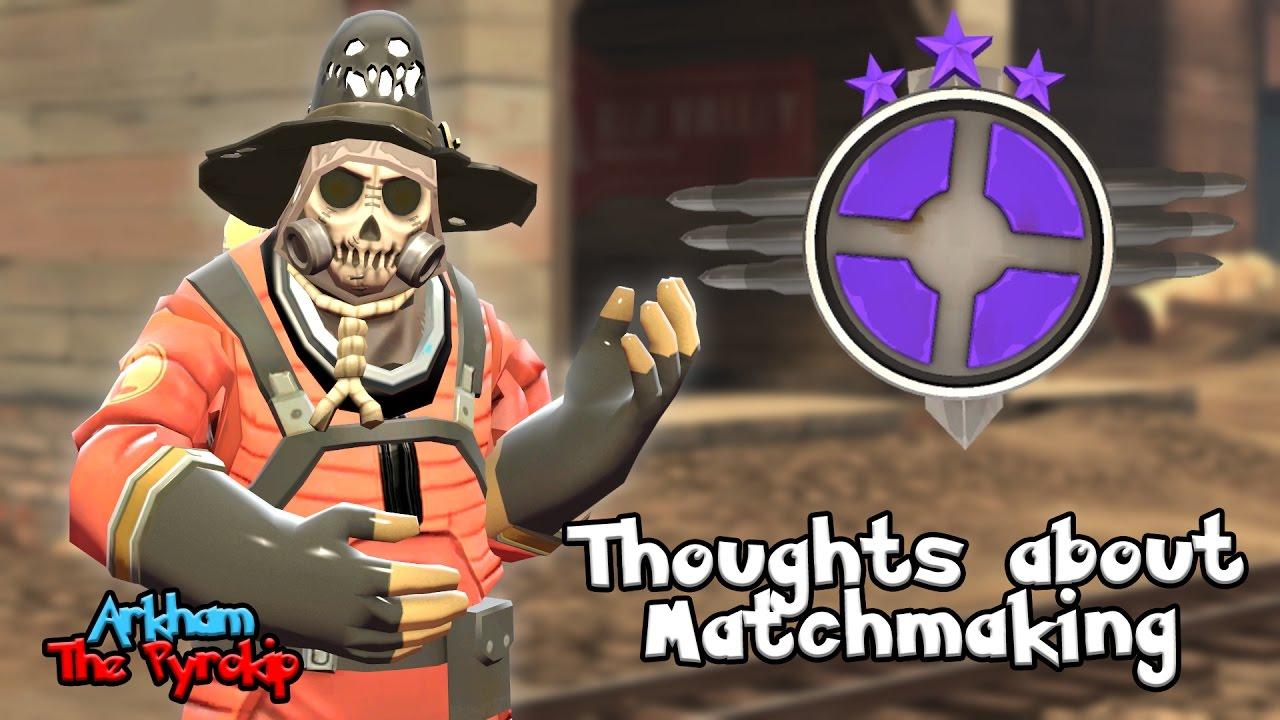 Matchmaing-Update tf2