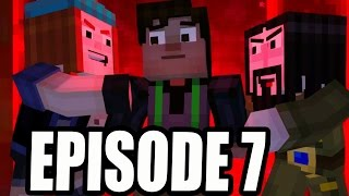 Minecraft: Story Mode - EPISODE 7 Predictions!