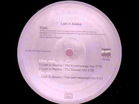 Alaska -  Lost in Alaska the Moose mix