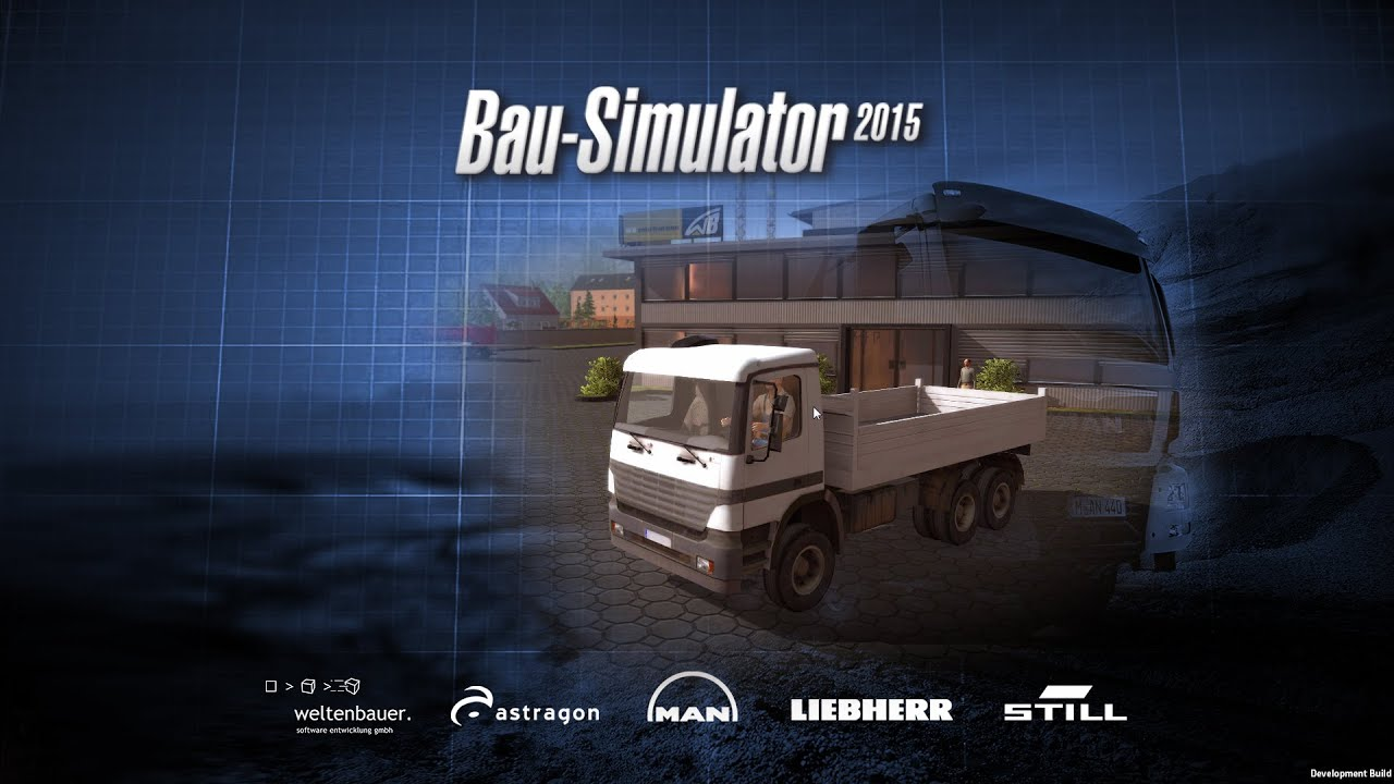 bau construction simulator 2015 fahrzeug vehicle mods. Black Bedroom Furniture Sets. Home Design Ideas