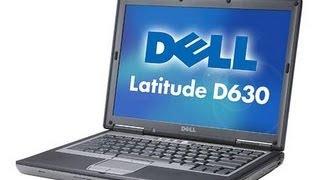 Dell Latitude D630- Review