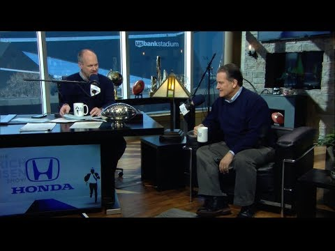 NFL Network Analyst Steve Mariucci Talks SB52, Kirk Cousins