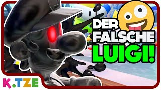 Jagt Luigi! 😜😡 Super Mario 3D World Bowsers Fury 2 Player | Folge 3