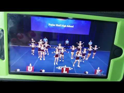 Poplar Bluff High School primary competition