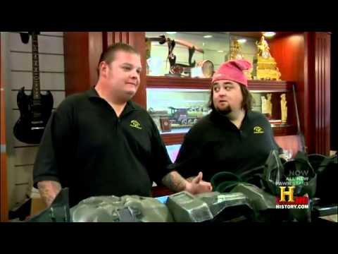 Pawn Stars Halo Spartan Suit