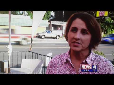 STL Channel 4's 10 o'clock news coverage of Kountry being stolen & Uncle Rex's ruling 9/2/16