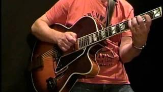 Loop Dm-Gm-Fm - Jazz Guitar Improv