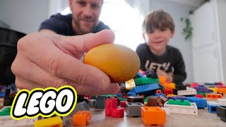 Building the LEGO incubator (that actually works!)